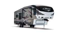 2015 Keystone Cougar 334RDB specifications