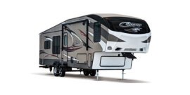 2015 Keystone Cougar 338PAT specifications