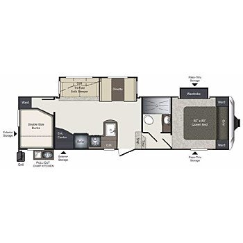 2015 Keystone Laredo for sale 300238267