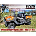 2015 Kubota RTV-X900 for sale 201009724