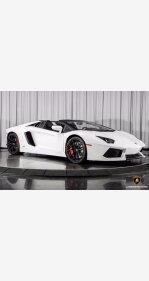 2015 Lamborghini Aventador LP 700-4 Roadster for sale 101401473