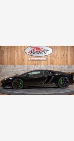 2015 Lamborghini Aventador LP 700-4 Roadster for sale 101433248