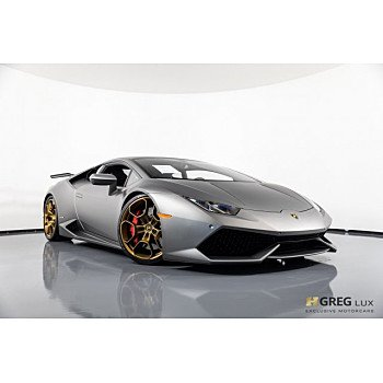 2015 Lamborghini Huracan LP 610-4 Coupe for sale 101101307