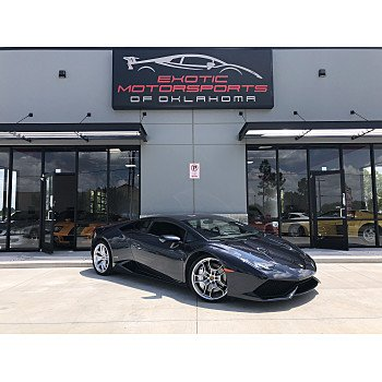 2015 Lamborghini Huracan LP 610-4 Coupe for sale 101010065