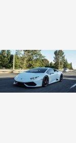 2015 Lamborghini Huracan LP 610-4 Coupe for sale 101062127