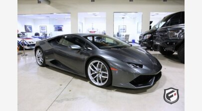 2015 Lamborghini Huracan LP 610-4 Coupe for sale 101070686