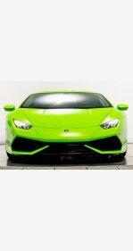 2015 Lamborghini Huracan LP 610-4 Coupe for sale 101235182