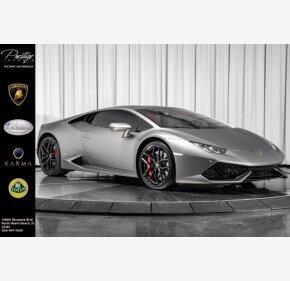 2015 Lamborghini Huracan LP 610-4 Coupe for sale 101340714