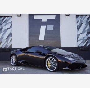 2015 Lamborghini Huracan for sale 101438288