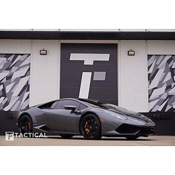 2015 Lamborghini Huracan for sale 101453351