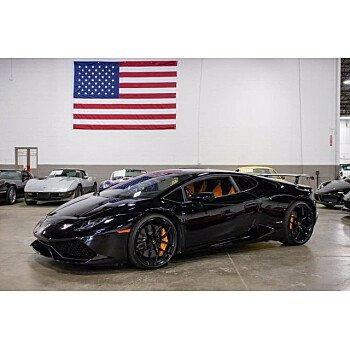 2015 Lamborghini Huracan for sale 101594481