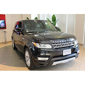 2015 Land Rover Range Rover Sport for sale 100991487