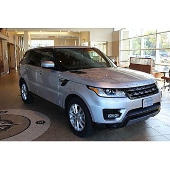 2015 Land Rover Range Rover Sport HSE for sale 101025011
