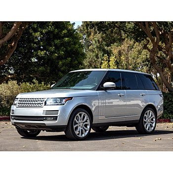 2015 Land Rover Range Rover for sale 101359493