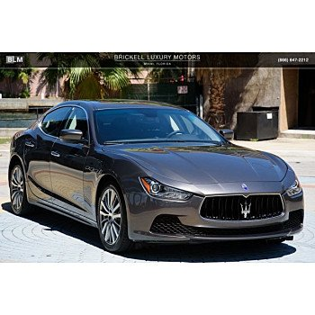 2015 Maserati Ghibli for sale 101110849