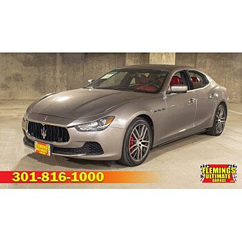 2015 Maserati Ghibli S Q4 for sale 101112289