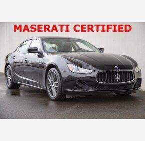 2015 Maserati Ghibli S Q4 for sale 101077597
