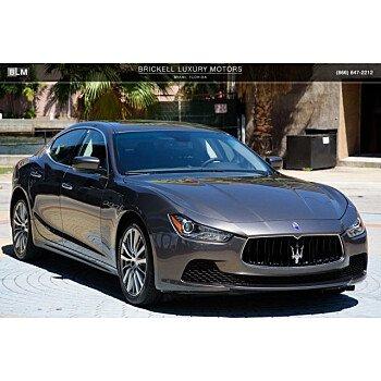 2015 Maserati Ghibli for sale 101110849