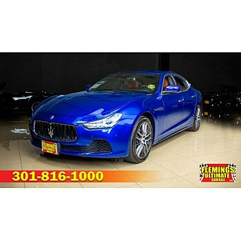 2015 Maserati Ghibli S Q4 for sale 101155218