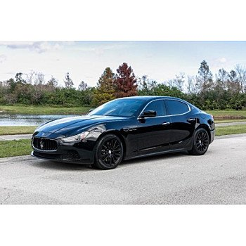 2015 Maserati Ghibli for sale 101258674
