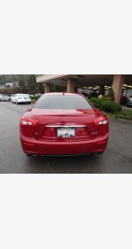 2015 Maserati Ghibli for sale 101274596