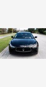 2015 Maserati Ghibli for sale 101317479