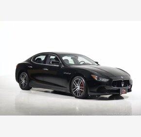 2015 Maserati Ghibli S Q4 for sale 101365490