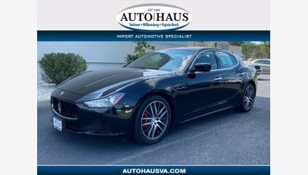 2015 Maserati Ghibli for sale 101368916