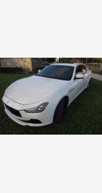 2015 Maserati Ghibli S Q4 for sale 101403014