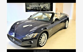 2015 Maserati GranTurismo Convertible for sale 101053763