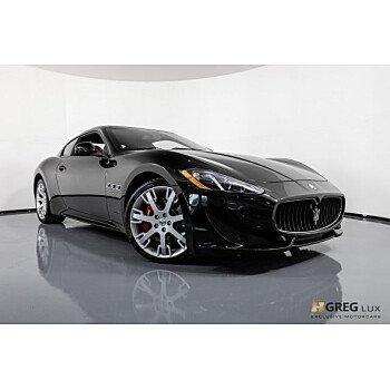 2015 Maserati GranTurismo Coupe for sale 101068529
