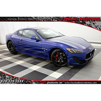 2015 Maserati GranTurismo Coupe for sale 101073503