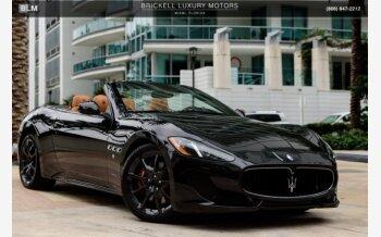 2015 Maserati GranTurismo Convertible for sale 101086532
