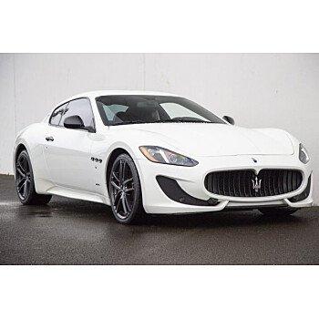 2015 Maserati GranTurismo Coupe for sale 101092434