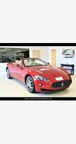 2015 Maserati GranTurismo Convertible for sale 101093214