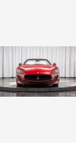2015 Maserati GranTurismo Convertible for sale 101165150