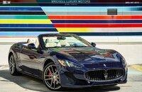 2015 Maserati GranTurismo Convertible for sale 101200091