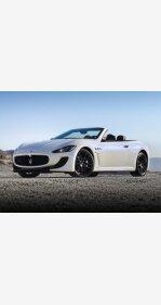 2015 Maserati GranTurismo Convertible for sale 101214610