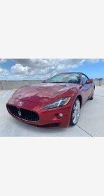 2015 Maserati GranTurismo Convertible for sale 101222981