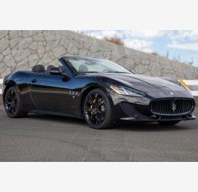 2015 Maserati GranTurismo Convertible for sale 101241364