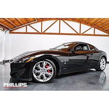 2015 Maserati GranTurismo for sale 101384076