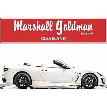 2015 Maserati GranTurismo for sale 101521410
