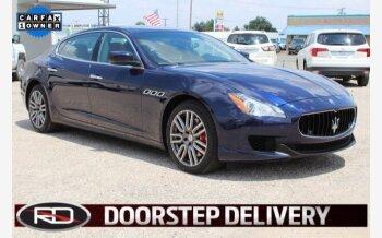 2015 Maserati Quattroporte S Q4 for sale 101003302