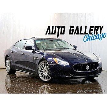 2015 Maserati Quattroporte S Q4 for sale 101086040