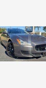 2015 Maserati Quattroporte S Q4 for sale 101444451