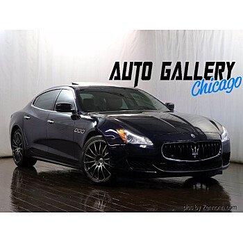 2015 Maserati Quattroporte for sale 101577596