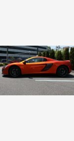 2015 McLaren 650S Spider for sale 100772528