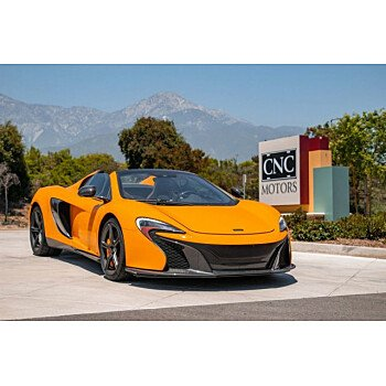 2015 McLaren 650S Spider for sale 101154816