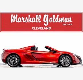 2015 McLaren 650S for sale 101370538