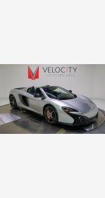 2015 McLaren 650S Spider for sale 101437525